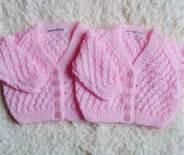 Buy cheap Personality beauty lovely knitting pattern baby cardigan customizable Anti - Shrink from wholesalers