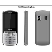 Wholesale 2.4 Inch Dual Sim Cards Dual Standby Phone 800mAh With 0.08 Mega Pixels Camera from china suppliers