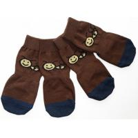 Wholesale Knitted Dog Socks Wholesale Pet Shoe Socks from china suppliers