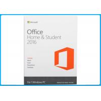 Wholesale Home and Student Microsoft Office 2016 Pro , English Windows PC software from china suppliers