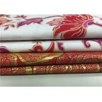 Wholesale Floral African Batik Print Fabric Wax Cotton Cloth for National Costume from china suppliers
