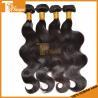 Buy cheap 8A Grade Good Hair Virgin Brazilian And Peruvian Hair Peruvian Body Wave Hair from wholesalers