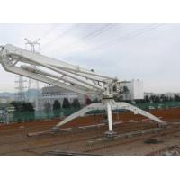 Wholesale 28m 30m 32m 4kw Schwing Placing Boom , Concrete Placement Boom HGY15 from china suppliers