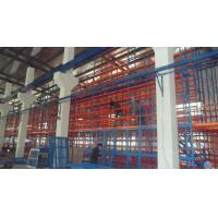 Wholesale 2-12 Levels Multi Tier Mezzanine Rack System, Steel Mezzanine Floor for High Warehouse from china suppliers
