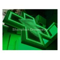 Wholesale Wireless 3D High Resolution P10 LED Pharmacy Sign Cross Display Waterproof , 3000 CD / sq.m from china suppliers