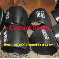 Wholesale pipe fittings butt welded elbow B16.9 from china suppliers