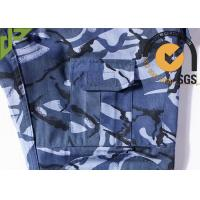 China Military Tactical Pants British Ocean Slanted Pocket With Half-Round Designing for sale