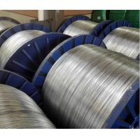 Wholesale ASTM B415-92 Acsr Core Wire , Corrosion Resistance Aluminum Electrical Wire from china suppliers