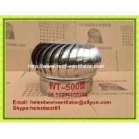 Wholesale 500mm roof turbine ventilator for workshop stainless steel from china suppliers