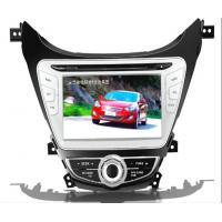 Quality 64 Channels GPS Hyundai DVD Players for Hyundai Avante with HD Digital Touch Screen for sale