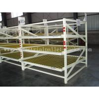 "Wholesale Height 99"" Capacity 3000LBS Carton Flow Rack from china suppliers"