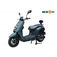 Wholesale Small Backrest Ladies Electric Scooter Front Big Disk Brake 600W 60km Long Range from china suppliers