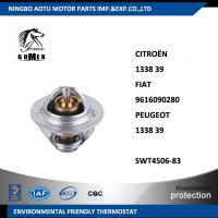 Wholesale Car Coolant Thermostat 133839  9616090280 133839 SWT4506-83 , PEUGEOT Thermostat from china suppliers