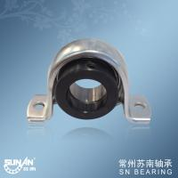 Wholesale 2 Bolt Stamped Steel Pillow Block Bearings SAPP207 , Food Bearing from china suppliers