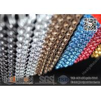 Decorative Metal Curtain for hotel Divider China Supplier