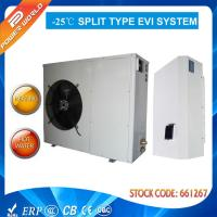 Wholesale Low Noise Air To Water Heat Pump Hot Water Heater For Radiators / Floor Heating / Fan Coil from china suppliers