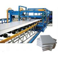 Wholesale 32 KW SP-9 75mm EPS Sandwich Panel Machine Color Steel Sheet Making Machine from china suppliers