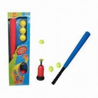 Wholesale 24-inch EVA Baseball Training Set, Suitable for Beginner or Children Outdoor Play from china suppliers