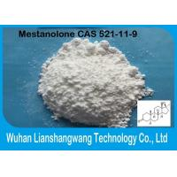 Wholesale Mestanolone Anabolic Steroids DECA Muscle Gains White Crystalline Powder CAS 521-11-9 from china suppliers
