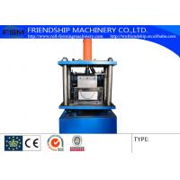 Wholesale Half Round Gutter Roll Forming Machine Automatic Length Measuring from china suppliers