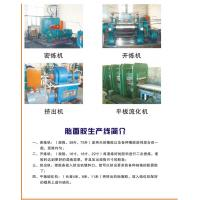 Wholesale Rubber Tyre tread production line, Tread Production Machine from china suppliers