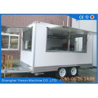 Wholesale food cart mobile food carts food trucks hot dog cart food van food trailer from china suppliers