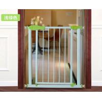 Wholesale U Shape hallway Babies Safety Gates Kids Safety Gates with Metal Frame from china suppliers