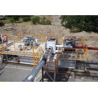 Quality Mud recycling Solid Control System use in drilling site of  Tajikistan in year 2007 for sale