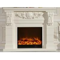Wholesale Living Room Furniture Indoor European Electric Fireplace Freestanding from china suppliers