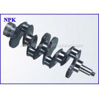 Wholesale 4BD1 Isuzu Diesel Engine Crankshaft / Diesel Engine Spare Parts 5 - 12310 - 163 - 0 from china suppliers