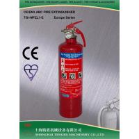 Wholesale CE & EN3-7 & Kitemark approved ABC powder fire extinguisher 1kg from china suppliers
