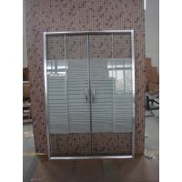 Wholesale Sliding Shower Doors 6mm Glass Shower Screens/ Saudi Arabia Popular Sanitary Ware Business from china suppliers