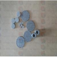 Wholesale 2015 hot sale Titanium Sintered Mesh Disc for Filtering Oil and Gas from china suppliers