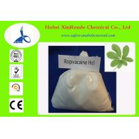 Wholesale Local Anaesthetic Drug Ropivacaine Hydrochloride (Ropivacaine HCl) 132112-35-7 from china suppliers