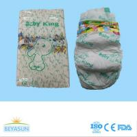Wholesale Baby king brand baby diaper with high quality , strong absorption, pp tape, magic tape, hot selling for boliva market from china suppliers