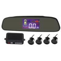 Wholesale Wireless LCD Rear View Mirror Display Reverse Radar Car Parking Sensors System from china suppliers
