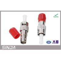 Wholesale ST Fiber Optic Attenuator Female to Male Type from 1 to 30DB from china suppliers