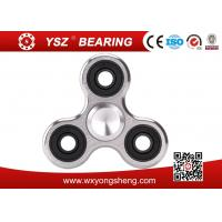 Wholesale ZrO2 Si3N4 Full / Hybrid Ceramic Bearing 608 Hand Spinner Fidget Toy from china suppliers
