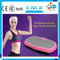 Quality Wholebody Fitness Electric Weight Loss Vibration Board Easy to Storage for sale