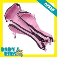 Wholesale Comfortable Pink And Black Newborn Baby Safety Straps Toddler Baby Carrier from china suppliers