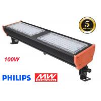 Wholesale Energy Saving 100W LED Linear High Bay For Industrial Warehouse Lighting 120lm/W from china suppliers