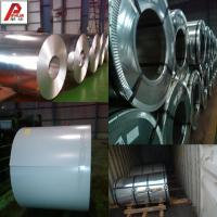 Quality Prepainted GI steel coil / PPGI / PPGL galvanized steel sheet in coil 914 ~ 1250 mm for sale