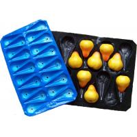 Wholesale Disposable Fruit Packaging Trays For Pear Mango Easy To Take , 29*39 Cm from china suppliers