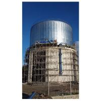 China Large Capacity Fly Ash Silo For Cement Silo System Long Service Life on sale