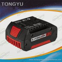 Wholesale Lithium Polymer Rechargeable Battery , CE ROSH Power Tools Batteries  from china suppliers