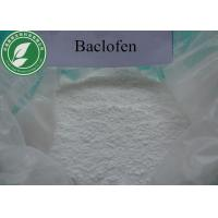 Wholesale 99% Pharmaceutical Powder Baclofen With Muscle Relaxant Agent CAS 1134-47-0 from china suppliers