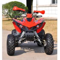 Wholesale One Seat Youth Racing ATV 200CC Red 4 X 4 Side By Side Atv Utility Vehicles from china suppliers