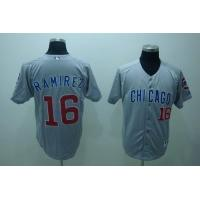 Wholesale Cubs # 16 Ramirez white/ grey/ blue from china suppliers