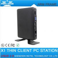 Wholesale Linux Thin Client Mini PC Station X1 with All Winner A20 CPU Linux 3.0 OS RDP 7.0 Protocol from china suppliers