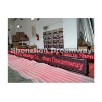 Wholesale Bright P 10 LED Moving Message Sign For Indoor / Semi-Outdoor Text Showing from china suppliers